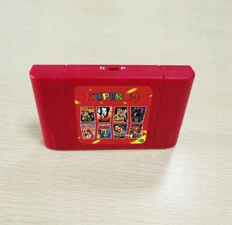 Super N64 Nagrywarka 340in1 16GB