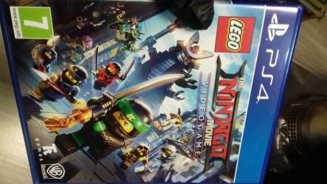 Lego ninjago ps4, gra używana, sklep