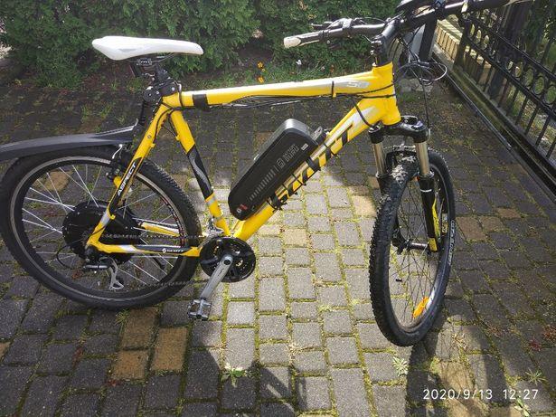 SCOTT Rower elektryczny 1500 W/48V/17,5Ah