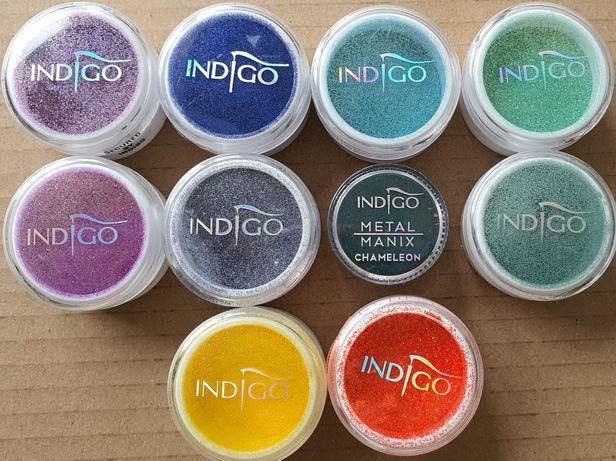 Zestaw pyłków Indigo (10szt.)