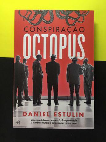 Daniel Estulin - Conspiração Octopus (Portes CTT Grátis)