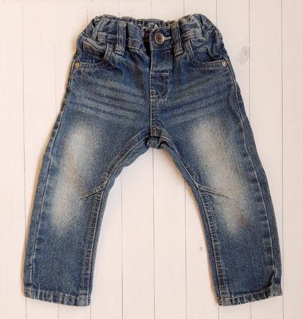 плотные джинсы 12м