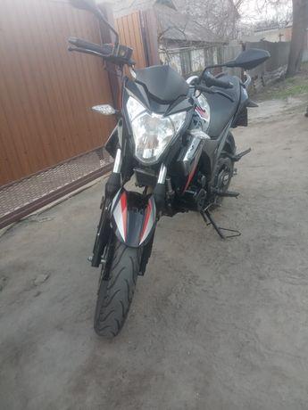 Мотоцикл GEON CR6 250CC