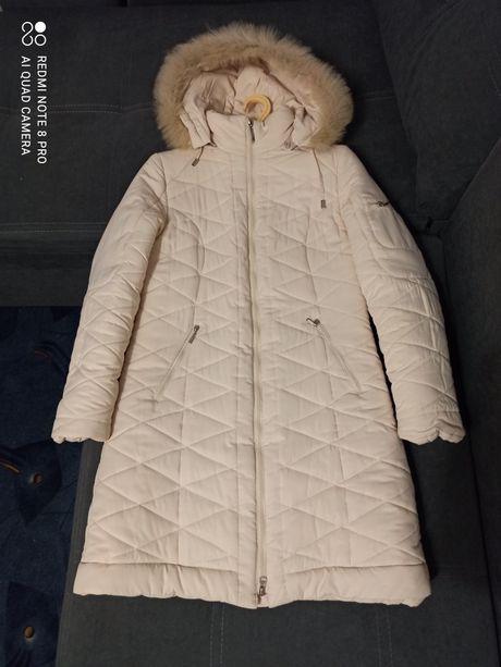 Куртка пуховик пальто женское 46 размер