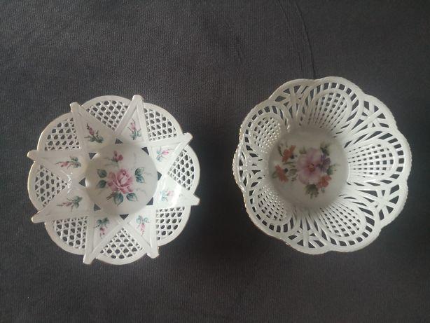 Miski ozdobne porcelana Handmade