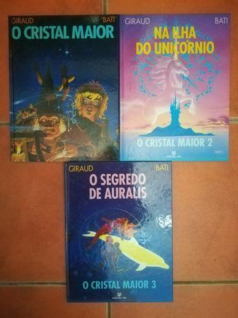 8 Albúns: Cristal Maior, Peter Pan, Passeio ao Fim do Mundo, Chiniquel