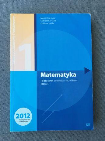 Matematyka 1 Podręcznik zakres podstawowy i rozszerzony.