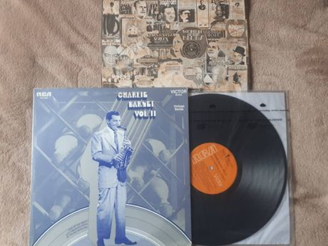Charlie Barnet-vol,2 виниловая пластинка