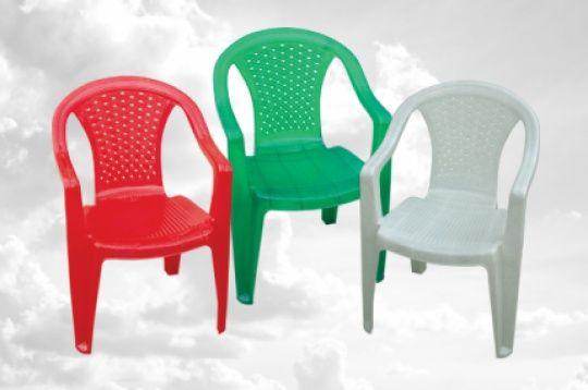Стул пластиковый, кресло, крісло пластикове, мебель пластиковая