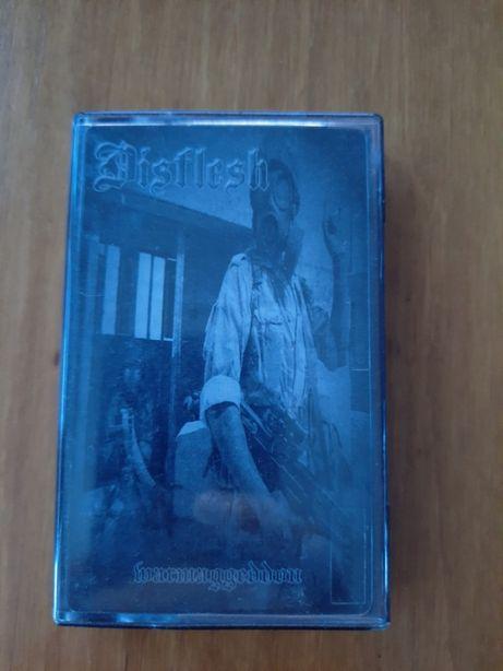DISFLESH - Warmaggeddon - old school metal na kasecie!!