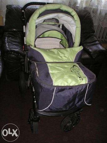 Solidny wózek uniwersalny Quest Evolution 3w1