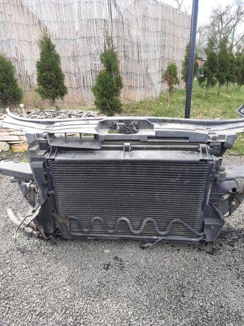 Audi a6c5 2,5tdi pas przedni chłodnica wentylator