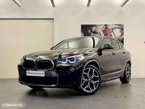 BMW X2 sDrive16d Pack M Auto