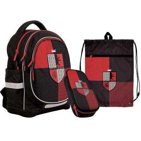 Набор рюкзак + пенал + сумка для обуви WONDER KITE SET_HP21-7