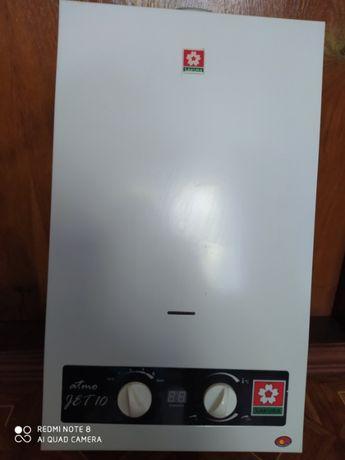 Газовая колонка SAKURA Atmo Jet 10 дымоходная