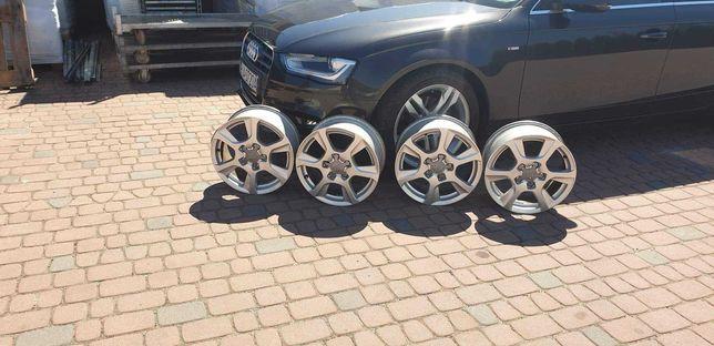 Alufelgi Audi R16