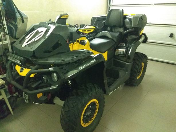 Квадроцикл BRP X MR 1000