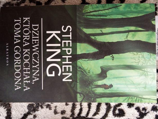 """Stephen King """"Dziewczyna która pokochała Toma Gordona"""""""