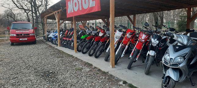 НОВІ мотоцикли з гарантієюGeon, Kayo, Forte, Hornet, Skybike, Spark