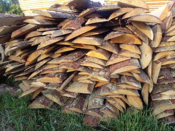 Zrzyny tartaczne , drewno opałowe