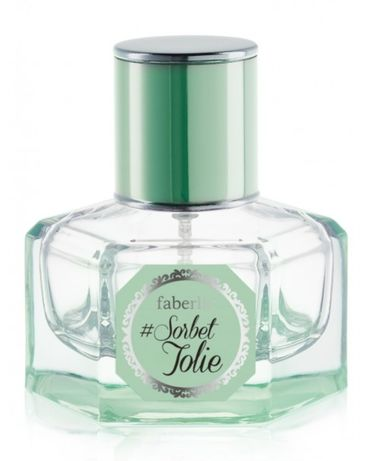 Perfumy damskie Faberlic Sorbet Jolie