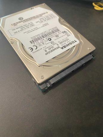 Продам жесткий диск HDD для ноутбука 640 GB