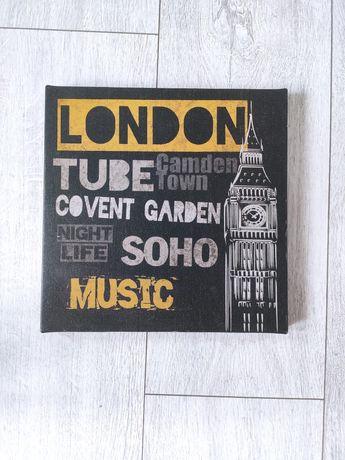 """Obrazek """"London"""" - os Piastów"""