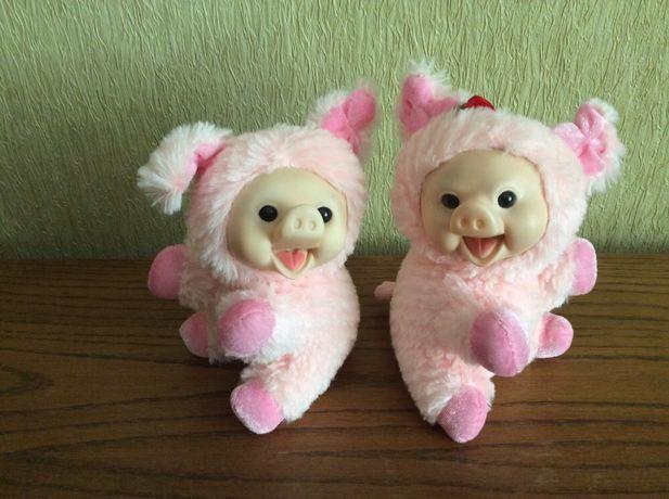 Продам мягкую игрушку свинки