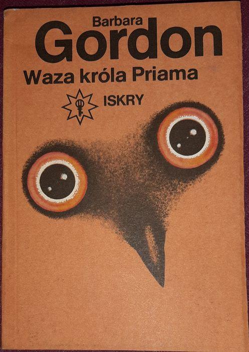 Barbara Gordon - Waza króla Priama. Klub złotego klucza Wrocław - image 1