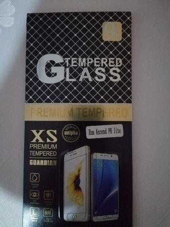 Szkło hartowane do smartfona HUAWEI P8 Lite - nowe