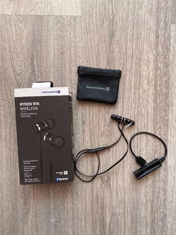 Наушники beyerdynamic, byron bta wireless, premium earphones bluetooth