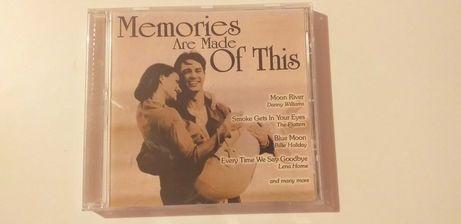 """Vários - """" Memories are made of this """" - CD - portes incluidos"""