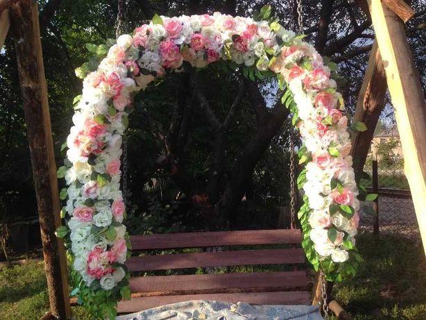 Арка з квітів. 3 м. Для весілля.