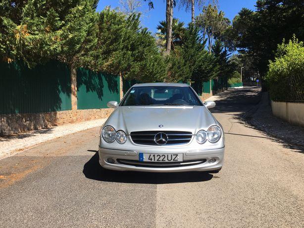 Mercedes benz CLK270 - 03