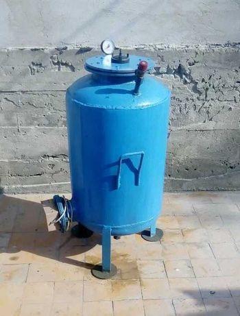 Автоклав  електричний, або під газ дрова