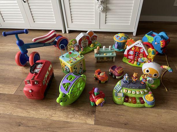 Zabawki edukacyjne, rower biegowy