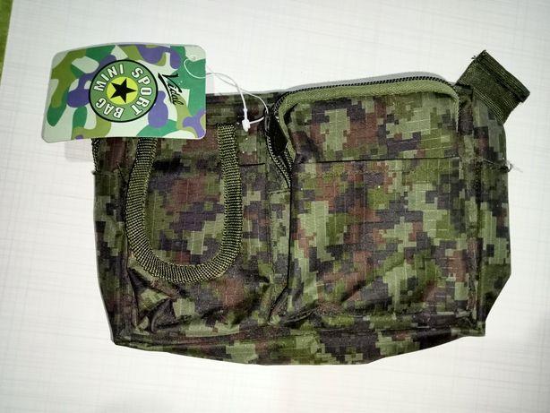 Bolsa Cintura Verde Tropa