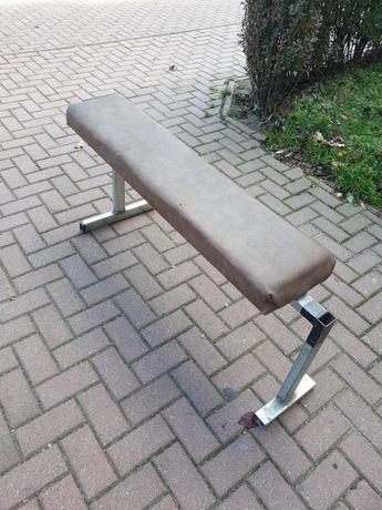 Ławeczka so ćwiczeń siłownia ławka obciążenie fitness