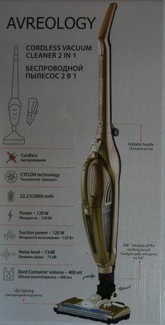 Продам новый беспроводной пылесос CVC 22. Цена снижена. Обмен