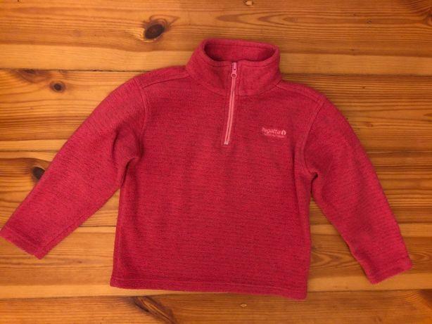 Bluza dziewczęca 116 cm 5/6 lat różowa