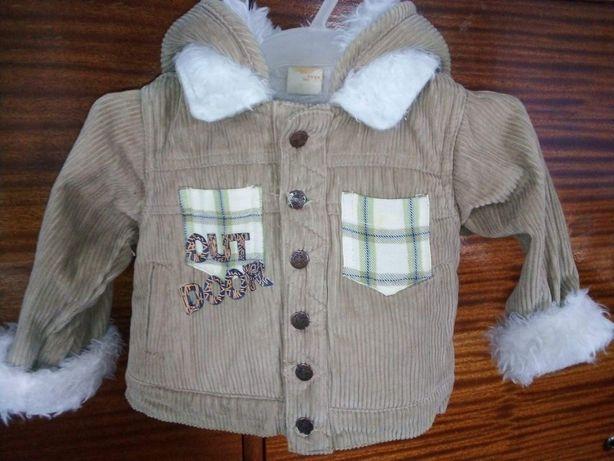 Куртка для хлопчика 80р