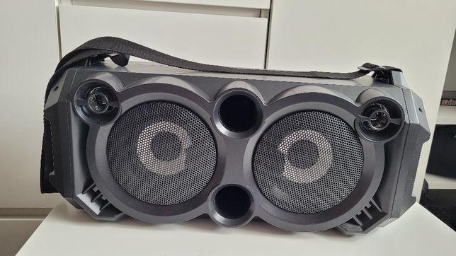 Głośnik bezprwodowy stan idealny 36 wat +podświetlenie 8 godzin muzyki