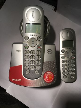 Telefon Philips CD240 DUO