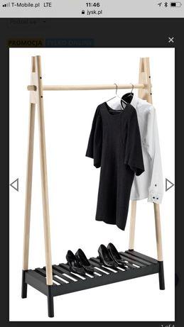 Wieszak na ubrania jennet jysk stan idealny