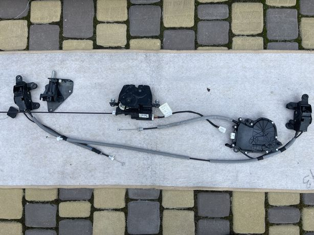 Замок крышки багажника (борт) BMW X5 f15