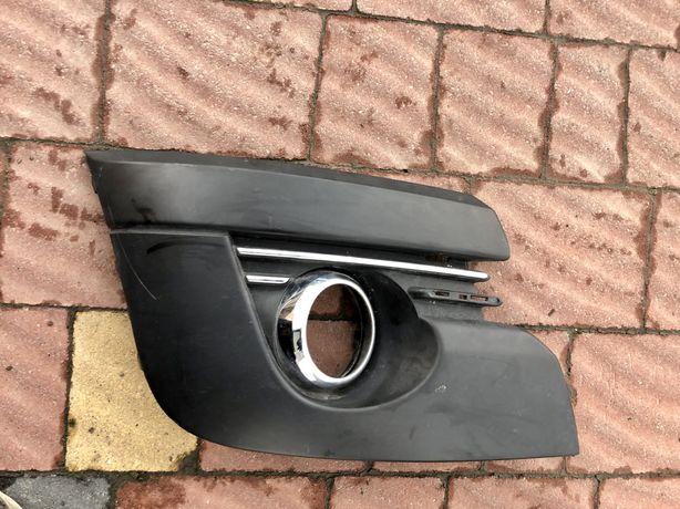 Накладка бампер Peugeot 3008