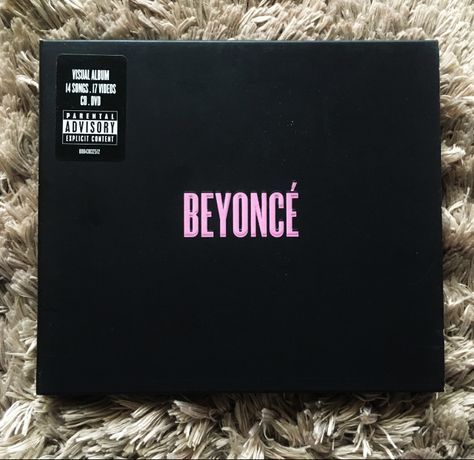 CD + DVD - BEYONCÉ Self-Titled - Beyoncé, 2013