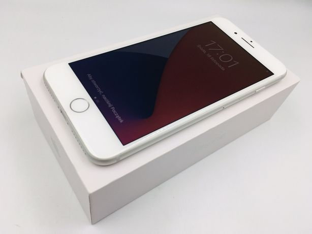 iPhone 8 PLUS 64GB SILVER • PROMOCJA • GWAR 1 MSC • AppleCentrum