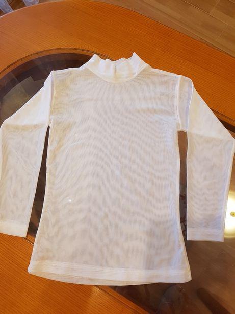 Сеточка белая р. 122 см, в идеале