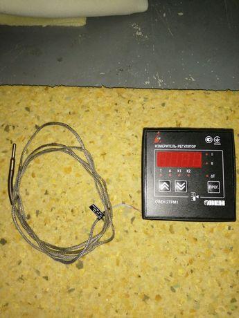 Овен Измеритель-регулятор с термопарой